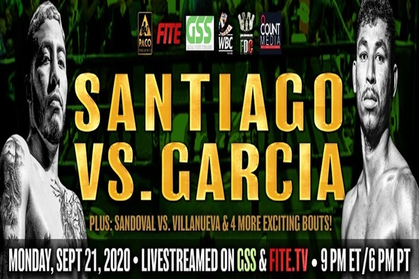 All-action night of Mexican boxing on September 21, live on Fite.tv and GSS
