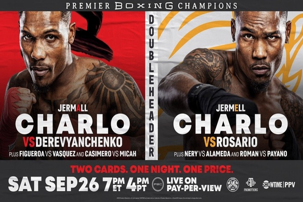 Jermall and Jermell Charlo face tough challenges September 26