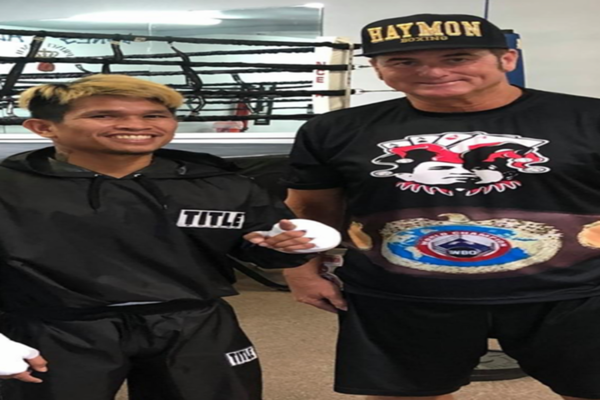 Multiple world champion Joel Riel Casimero defends title September 26