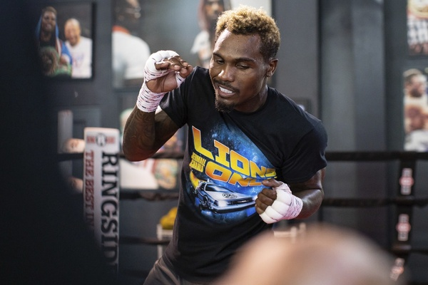 Undefeated Jermall Charlo makes fourth defense of WBC middleweight title