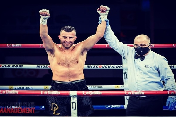 Eye of the tiger re-starts boxing in La Belle Province