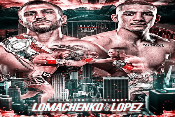 Countdown to superfight: Vasiliy Lomachenko vs. Teofimo Lopez