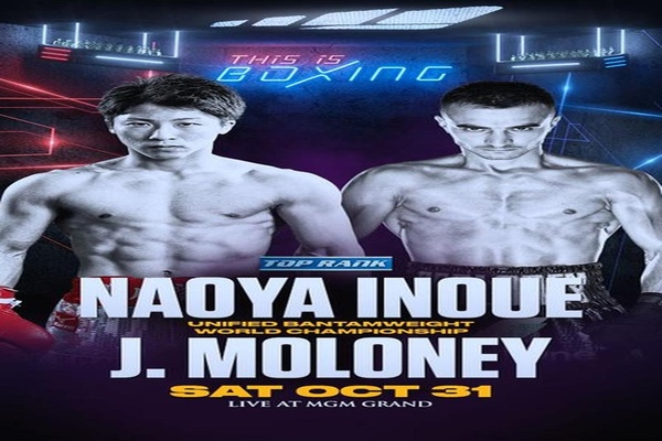 Can Jason Moloney make it 5-0 for his country against heavy-handed Naoya Inoue?