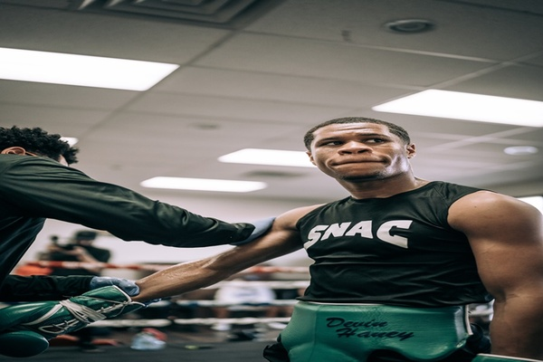 Devin Haney ready for Yuriorkis Gamboa, looks to future
