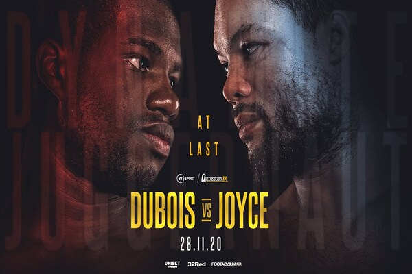 Daniel Dubois and Joe Joyce battle for the British, Commonwealth and European titles