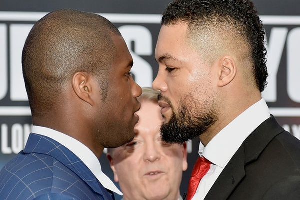Daniel Dubois vs. Joe Joyce: Heavyweights with something to prove