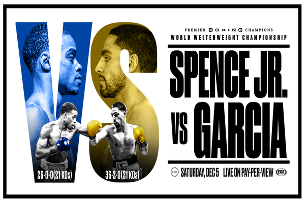 Errol Spence Jr. 2.0