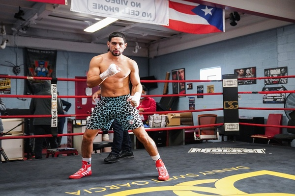 Will Danny Garcia be 'Swift' enough to defeat Errol Spence Jr.?