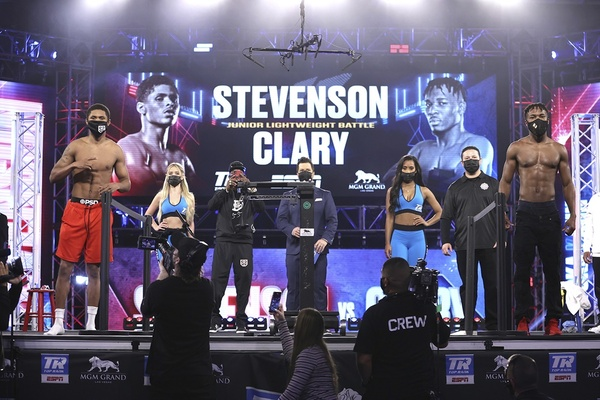 Weigh in: Shakur Stevenson vs. Toka Khan Clary, time, network, complete card