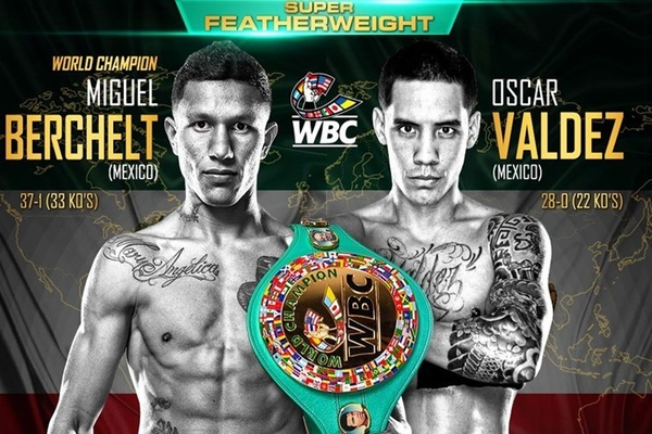 Pride, guts, and world champions: Miguel Berchelt and Oscar Valdez throw hands