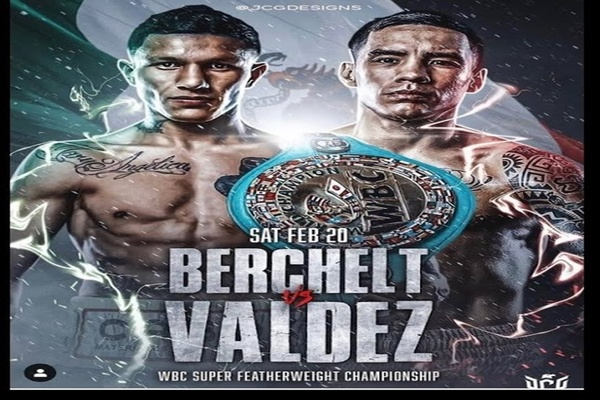Miguel Berchelt and Oscar Valdez ready for war Saturday night