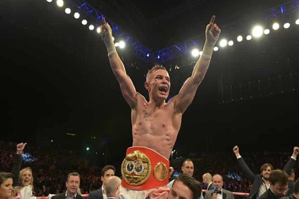 Carl Frampton: A career to be proud of