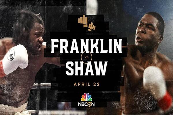 Undefeated heavyweights Jermaine Franklin vs. Stephan Shaw headline fight card April 22 from West Point