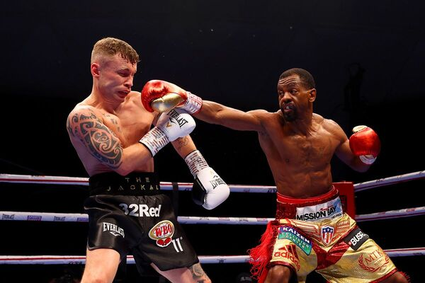 Jamel Herring leaves no doubt, stops Carl Frampton