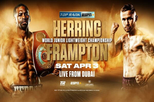 Carl Frampton vs. Jamel Herring: Toss-up fight between two great guys