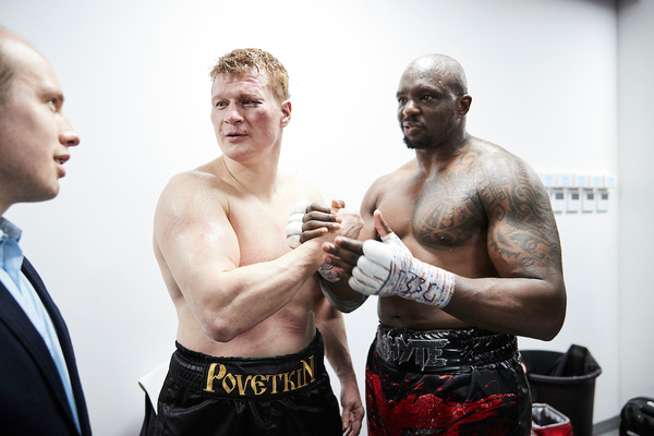 Some thoughts on Dillian Whyte's revenge victory over wobbly Alexander Povetkin