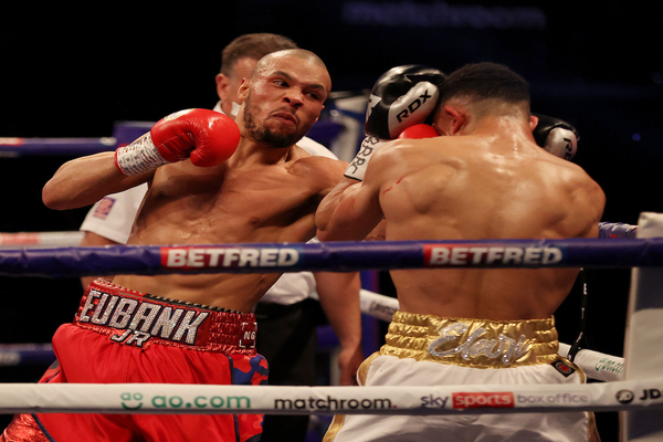 Chris Eubank Jr. shakes off rust, wins wide 10 round decision