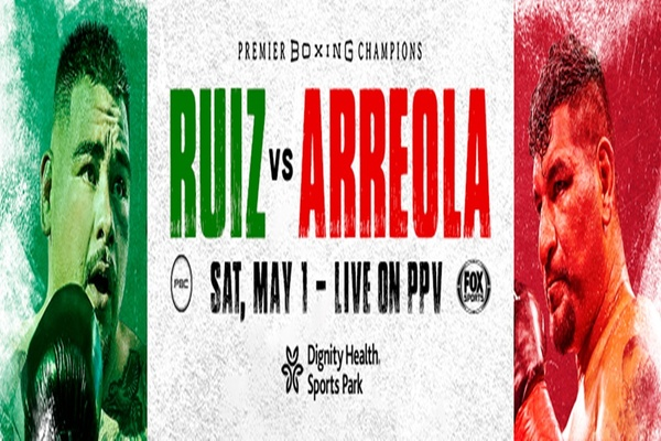 The battle of the scales: Andy Ruiz vs. Chris Arreola